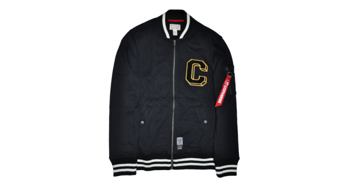 Mens 2016 CNY Baseball Jacket | Converse Singapore