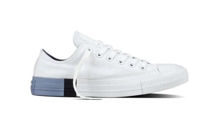 Chuck Taylor All Star Color Block Low Top  b57c00f2ab5