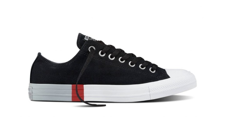Chuck Taylor All Star Color Block Midsole Low Top  c6051389f85