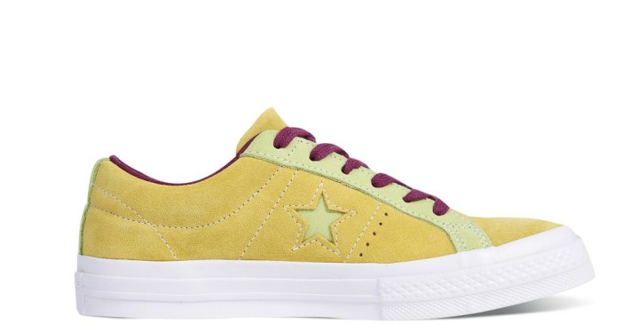 7722340e8d3d One Star Carnival Low Top