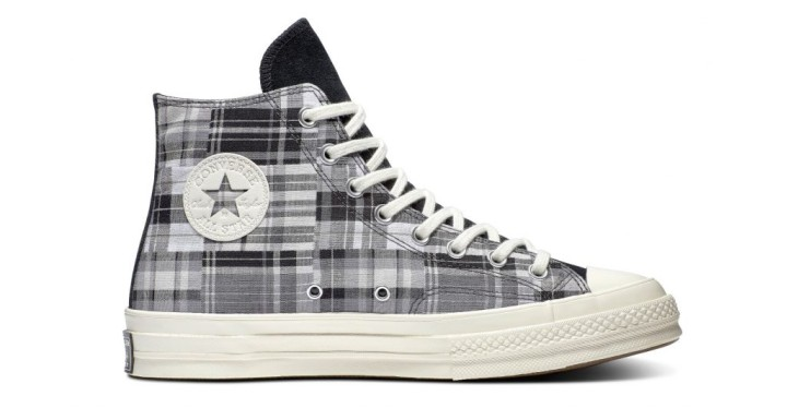 Chuck Taylor All Star 70 Twisted Prep Woven High Top Converse Singapore
