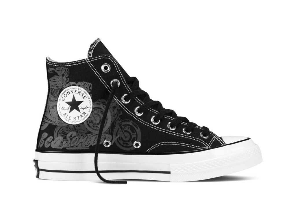 bca1f37b8dca Converse celebrates the creative spirit of Andy Warhol with Spring ...