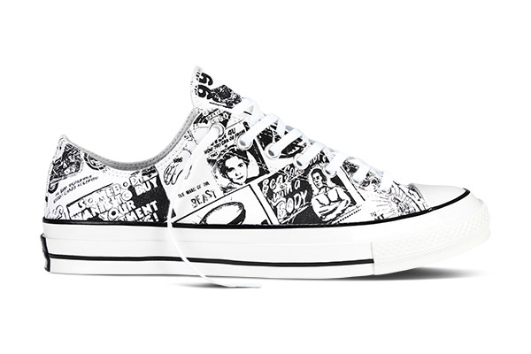 b7154516ccca Converse celebrates the creative spirit of Andy Warhol with Spring ...