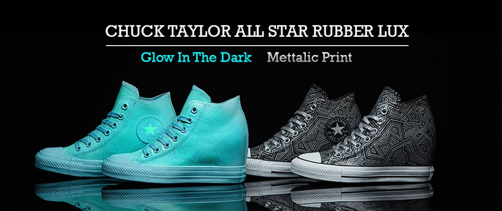 630a0b0ce3bc87 Converse Debuts The 2015 Chuck Taylor All Star Lux Rubber Collection