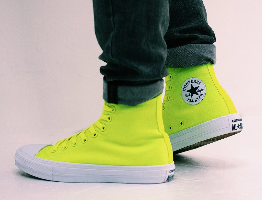 Converse Chuck Taylor All Star Ii Shows Its True Colors