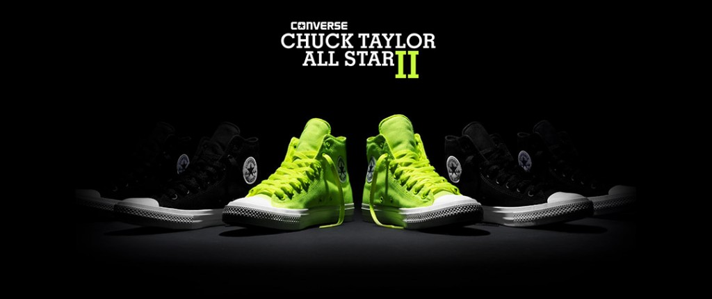 Converse Chuck Taylor All Star II Shows Its True Colors With Limited  Edition Volt Color 89b1b69ae9