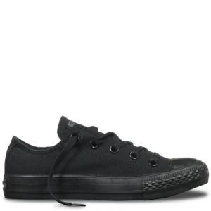 Chuck Taylor All Star Classic Low Top Black Mono