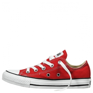 Chuck Taylor All Star – Ox – Red (M9696C)