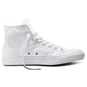 Chuck Taylor All Star Classic High Top White Mono