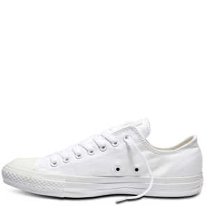 Chuck Taylor All Star Classic Low Top White Mono