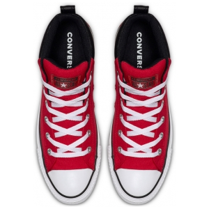 Chuck Taylor All Star Space Explorer Mid Top Red