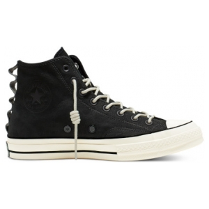 Chuck Taylor All Star '70 SP Nubuck Leather High Top Black