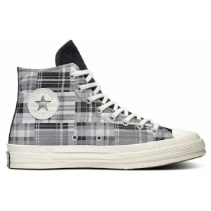 Chuck Taylor All Star '70 Twisted Prep Woven High Top Black