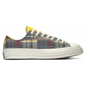 Chuck Taylor All Star '70 Twisted Prep Woven Low Top Amarillo