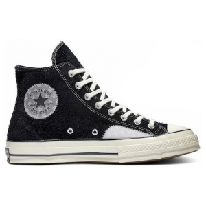 Chuck Taylor All Star '70 Twisted Prep Patchwork High Top Black