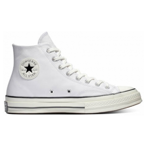 Chuck Taylor All Star '70 Seasonal Leather High Top White