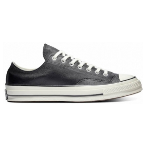Chuck Taylor All Star '70 Seasonal Leather Low Top Black