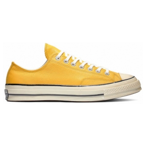 Chuck Taylor All Star '70 Seasonal Leather Low Top Sunflower Gold