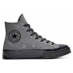 Chuck Taylor All Star '70 Recycled Canvas High Top Black
