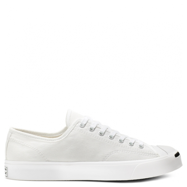 Jack Purcell 1st In Class Low Top White