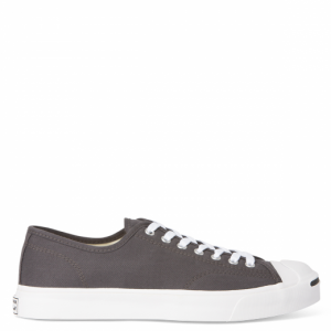 Jack Purcell Twill Low Top Thunder Grey