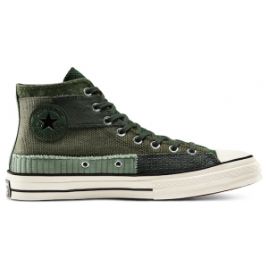 Chuck Taylor All Star '70 Patchwork High Top Green