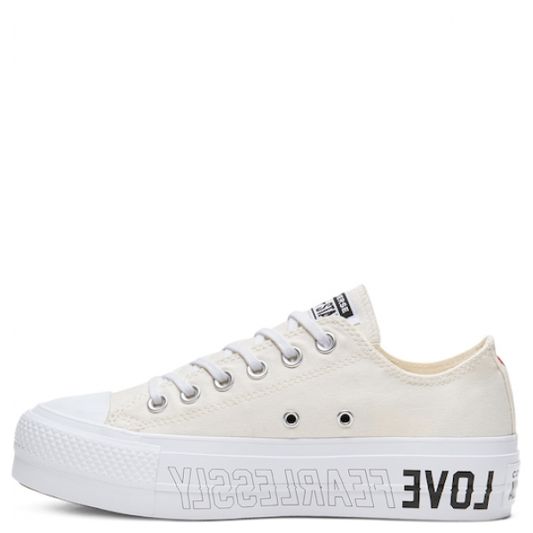 Chuck Taylor All Star Canvas Lift Low