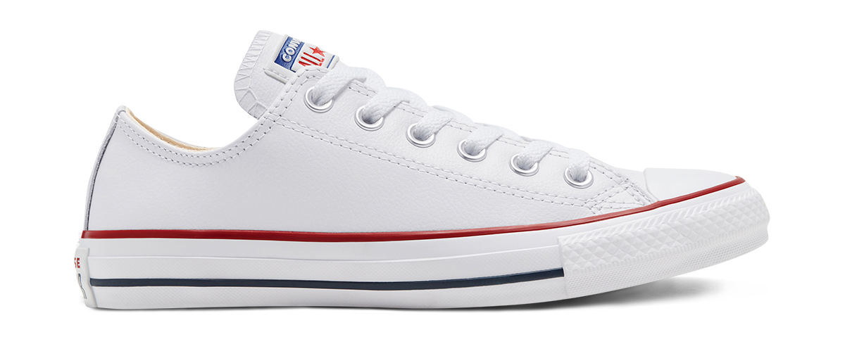 Chuck Taylor All Star – Ox – White (132173C)