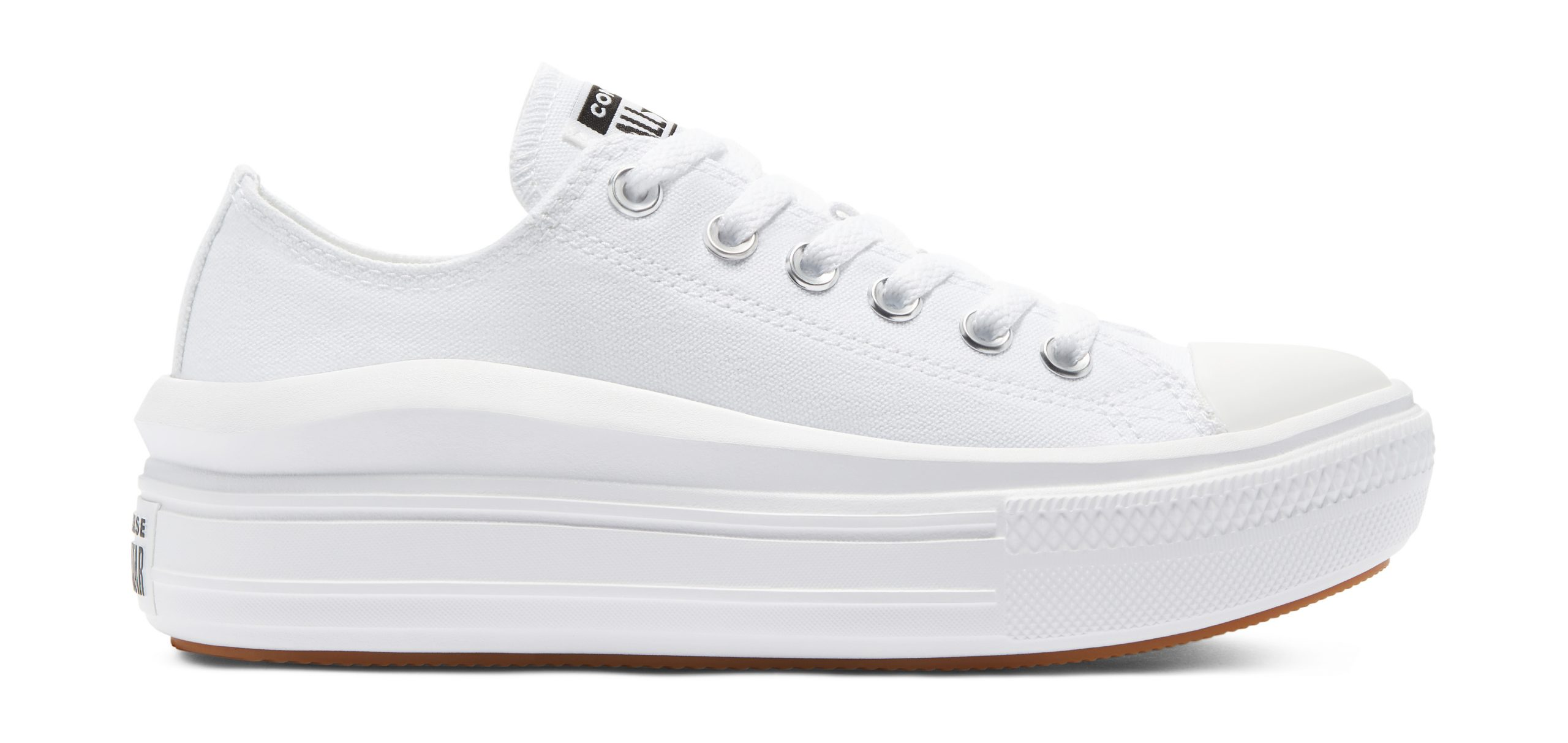 Chuck Taylor All Star Move – Ox – White (570257C)