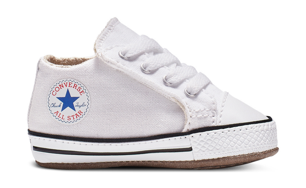 Chuck Taylor All Star – Mid – White (865157C)